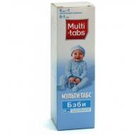 Цены на Multi-tabs / Мульти-табс Бэби витамины капли Киев