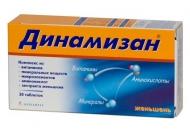 Цены на Динамизан Киев