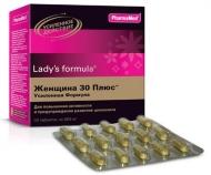 Цены на Lady's formula Ледис формула Женщина 30 Плюс «Усиленная формула»  Киев