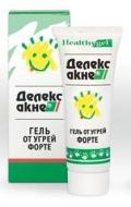 Цены на Делекс-акне (Форте) гель Киев