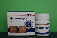 Цены на Ногтимицин крем 911 Киев