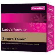 Цены на Lady's formula Ледис формула энерго-тоник Киев