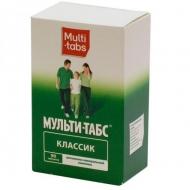 Цены на Multi-tabs / Мульти-табс Классик витамины Киев