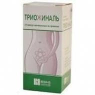 Цены на Trioginal / Триожиналь Киев